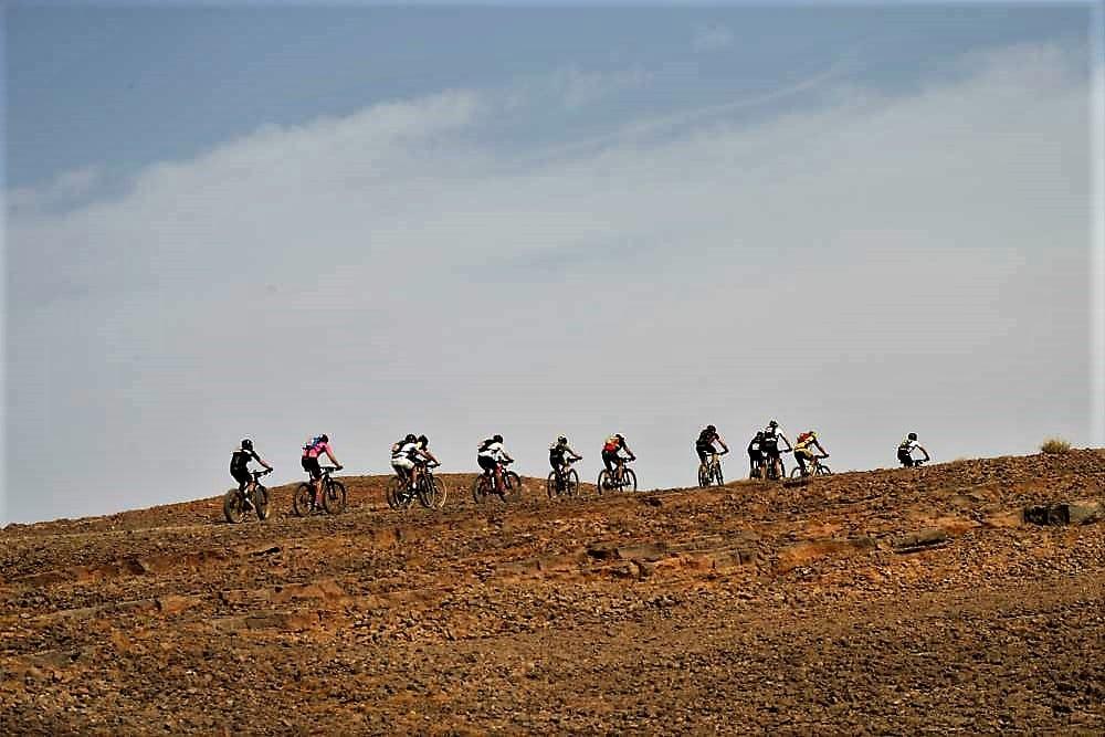 Titan Desert desierto de Tabernas Almeria