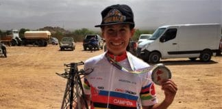 Paula Quirós doping