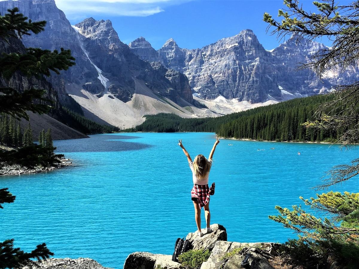 Parque Nacional Banff Viajar turismo a Canadá