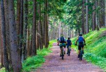 cicloturismo la bicicleta de montaña destinos turísticos