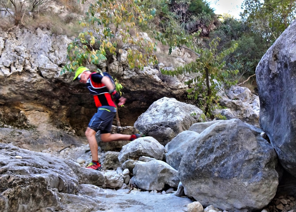 Carles Aguilar Hell Canyon Run Cartedral de Senderismo