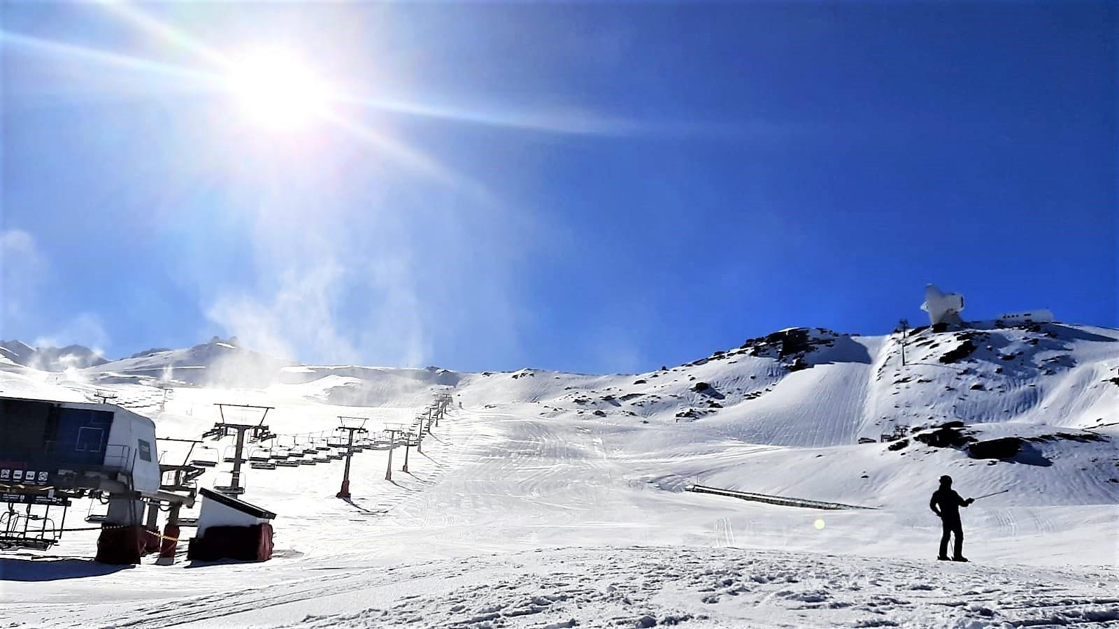 Sierra Nevada esquí