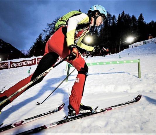 Marta Garcia sprint Adamello World Cup