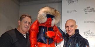 Sergi Mingote Carlos Carranzo K2 invernal