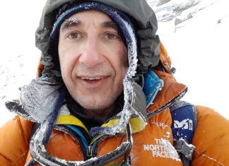 Alex Goldfarb Pastore Peak