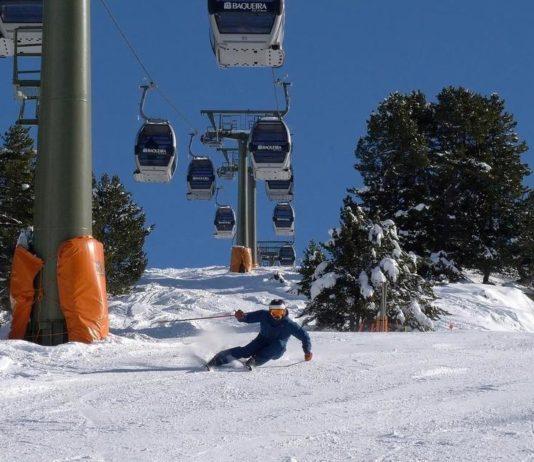 Esquiar Covid