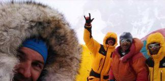 Sergi Mingote K2 invernal Juan Pablo Mhor
