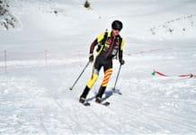 Oriol Cardona Campeonatos España esquí de montaña Boí Taüll