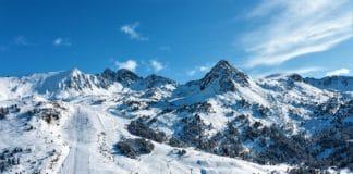 Andorra abre estaciones esqui