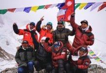 K2 invernal Sherpa hermanos Pou