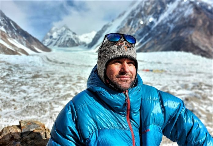 Accidente mortal K2 invernal Atanas Skatov