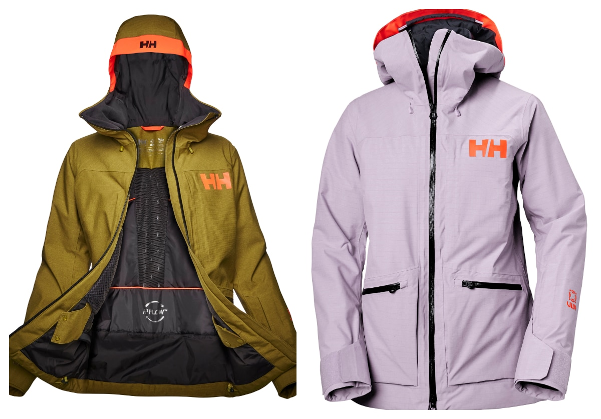 HH Helly Hansen Powderqueen 3.0 Jacket