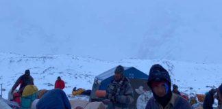 búsqueda K2