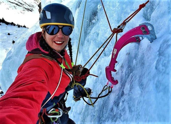 Stefi Troguet 14 X 8.000 K2 Broad Peak