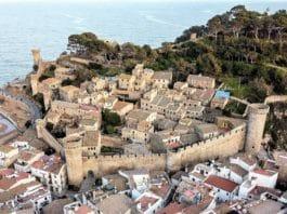 Tossa de Mar Girona Costa Brava