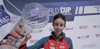 Marta García sprint
