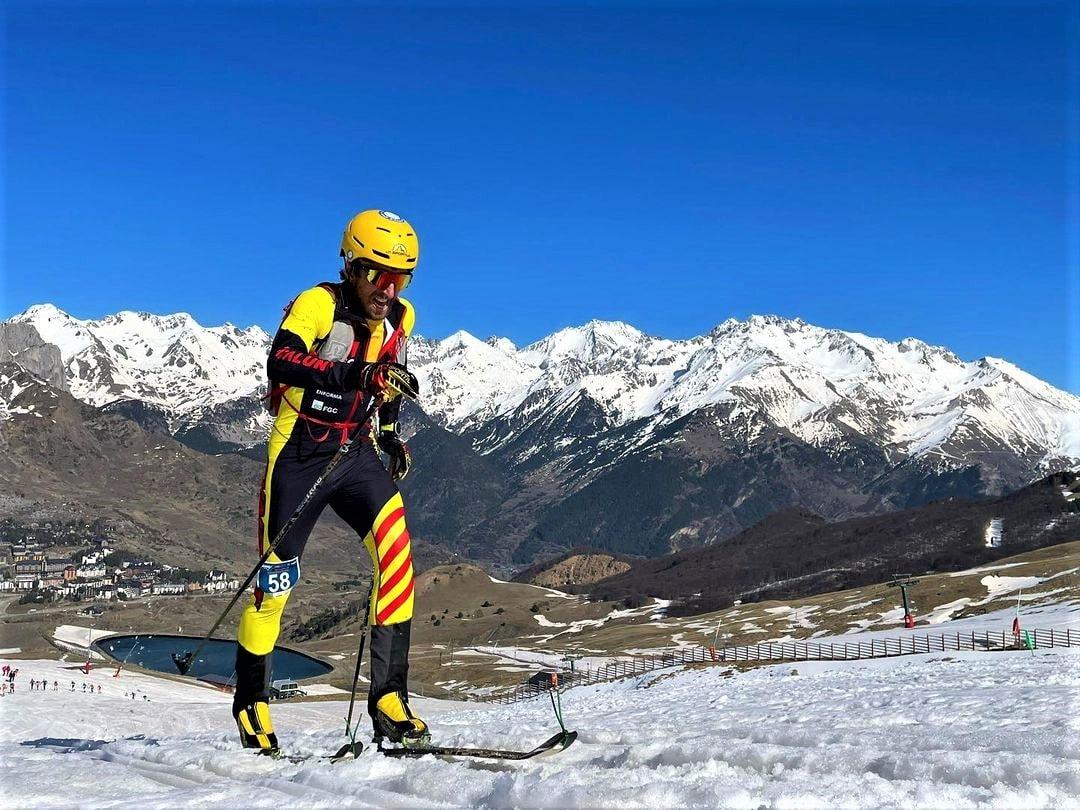 Travesía Club de Montaña Pirineos
