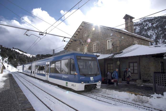 Skitren Tren Natura La Molina Vall de Núria