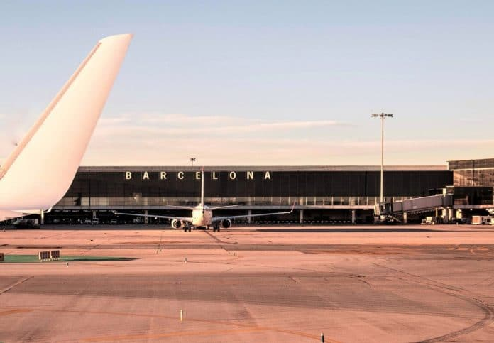 Finguer parking aparcar aeropuerto de Barcelona