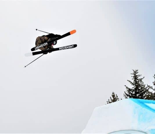 Thibault Magnin big air Mundial Aspen