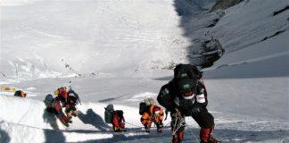 Nepal turismo de altura Everest fotos
