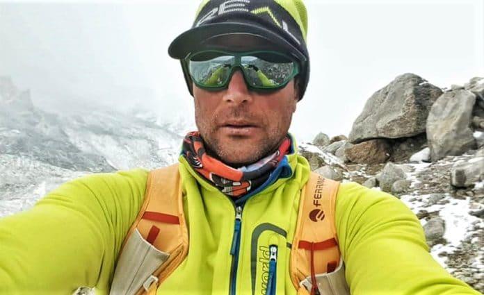 Alex Txikon campo base Everest