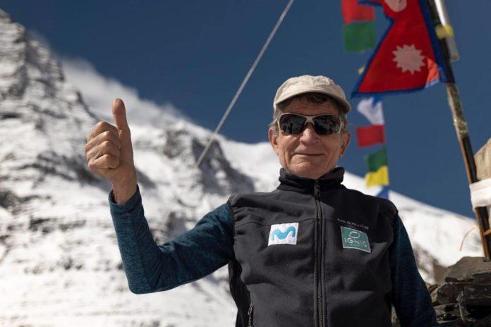 Carlos Soria Dhaulagiri