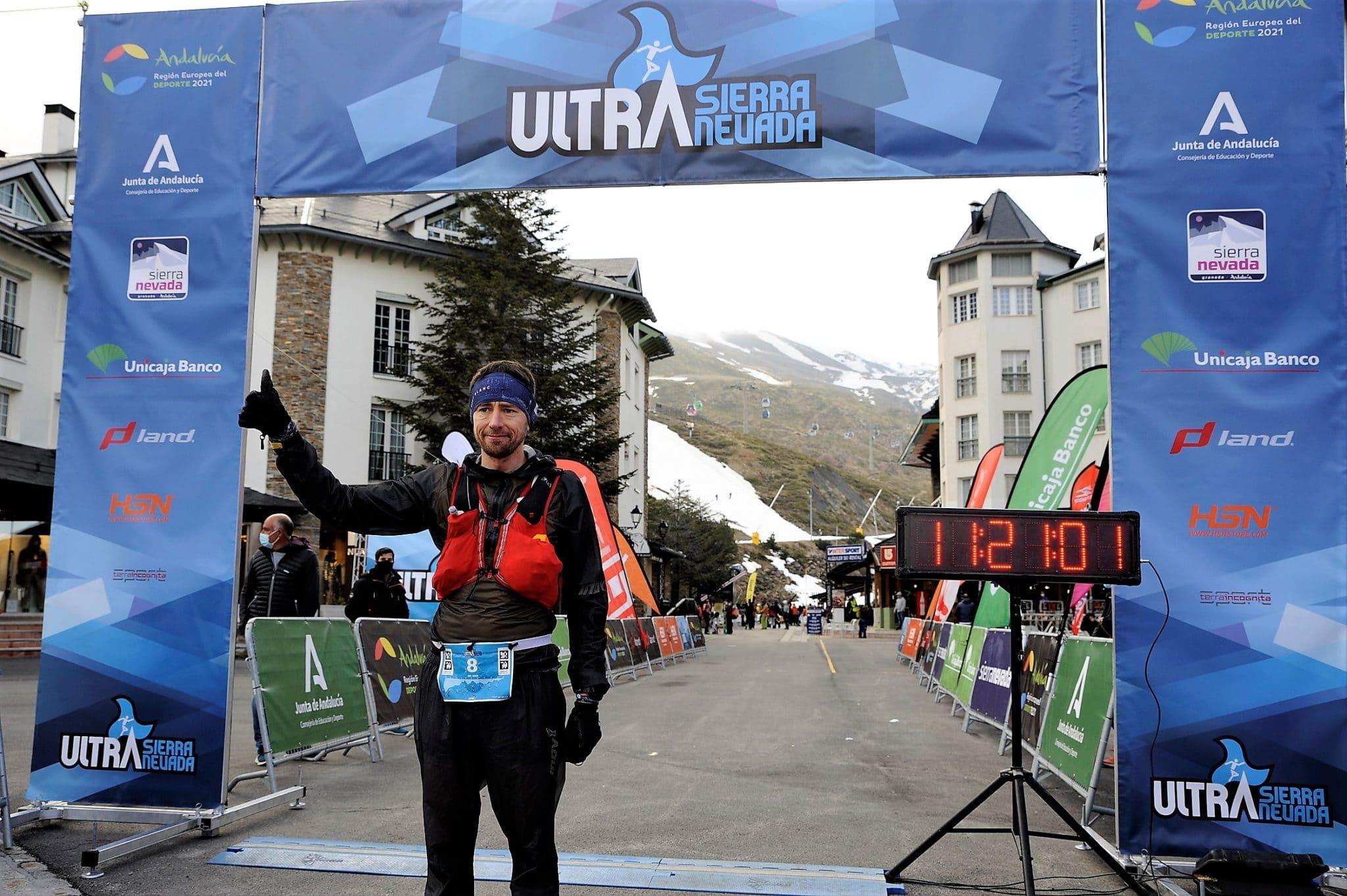 Ultra Sierra Nevada Ionel Cristian Manole