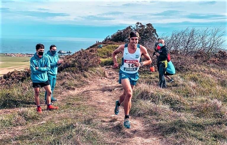 Jan Margarit ampeonato de España de Carreras de Montaña