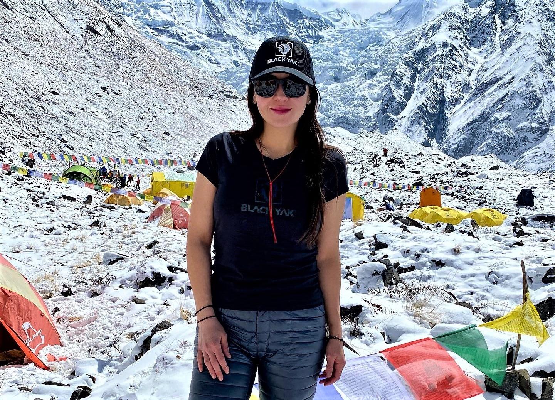 Viridiana Álvarez Annapurna
