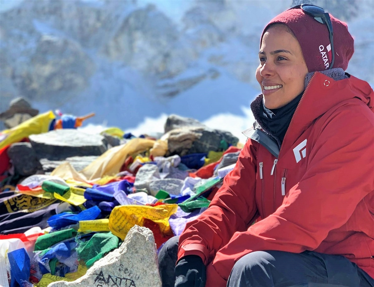 Sheikha Asma Al Thani Everest