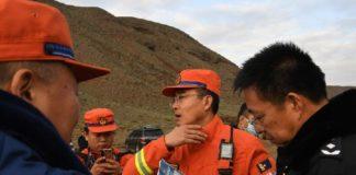 Huanghe Shilin Mountain Marathon Tragedia ultratrail .