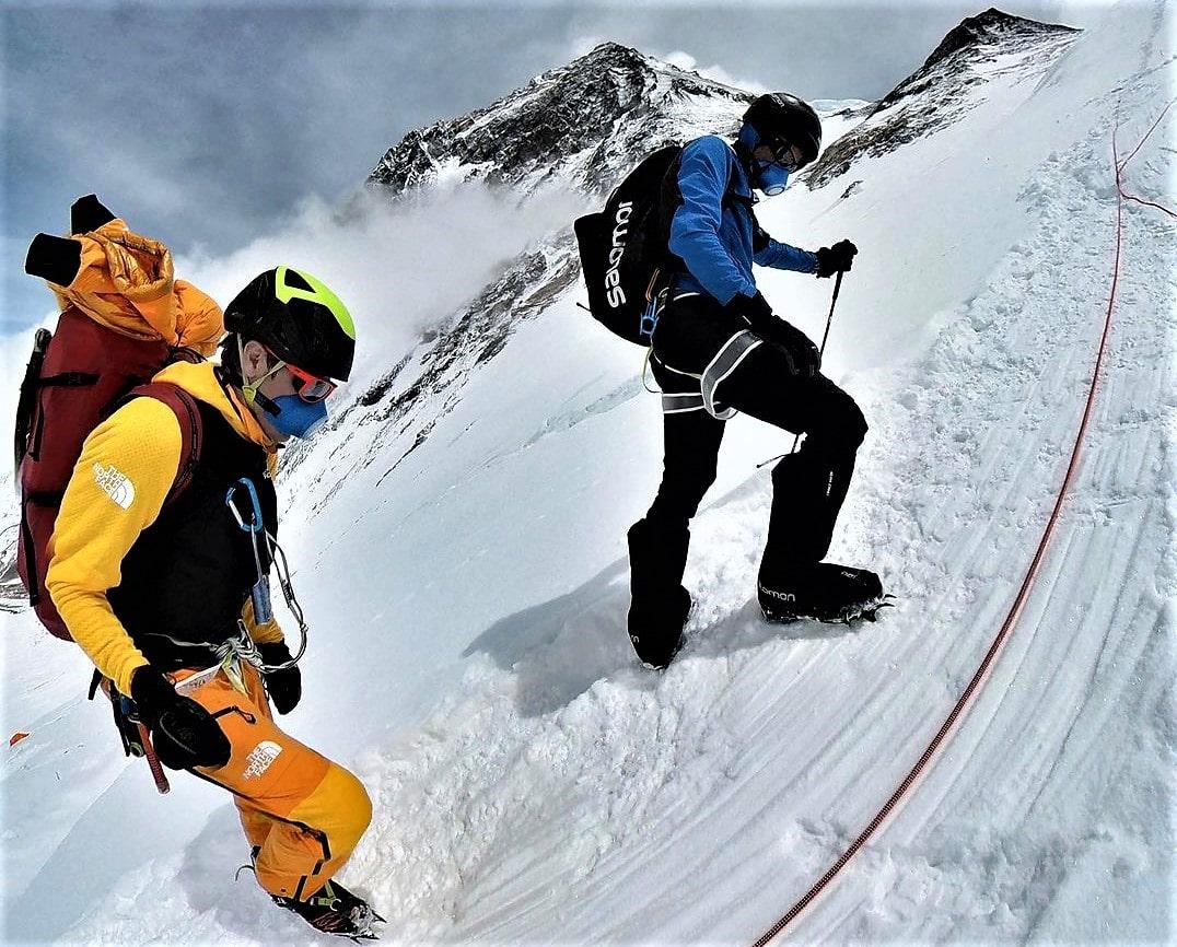Kilian Jornet David Goetler Everest