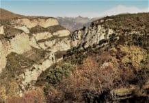 congosto de Vemtamillo Valle de Benasque.