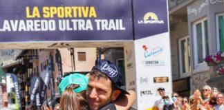 Andreu Simón Lavaredo Ultra Trail