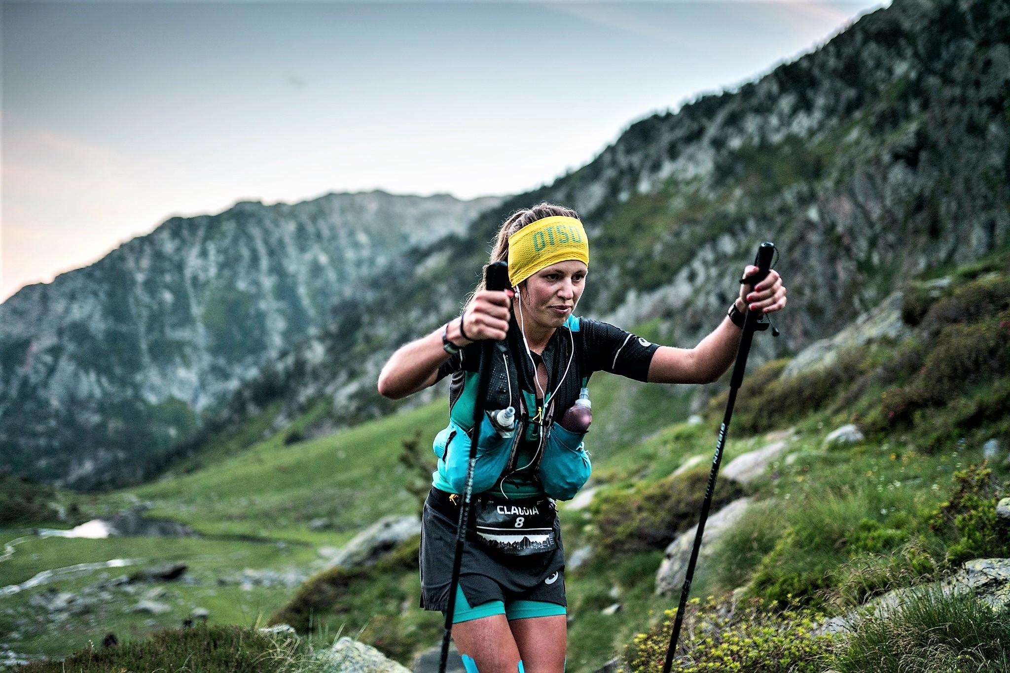 Claudia Tremps Andorra Trail