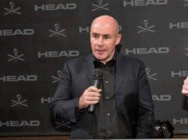 Johan Eliasch Head presidente de la FIS