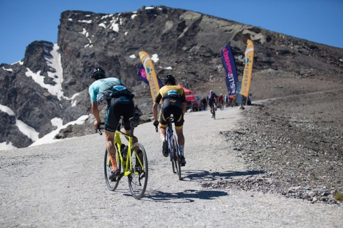 Subida Cicloturista Pico Veleta