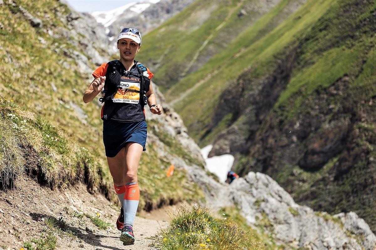 Livigno Skymarathon Denisa Dragomir