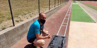 Pista arranque skeleton Car Sant Cugat Ander Mirambell