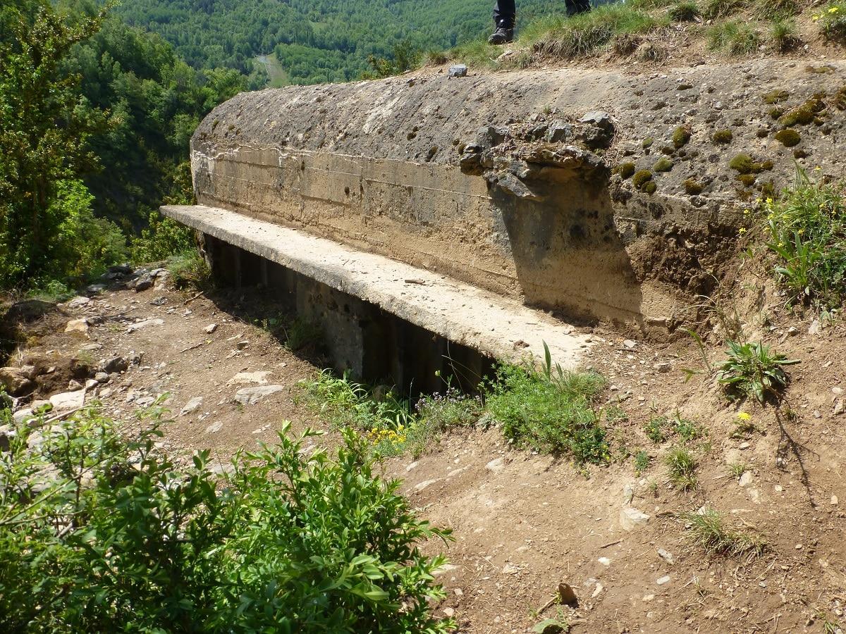 bunkers Panticosa