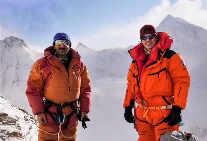 John Snorri, Ali Sadpara K2