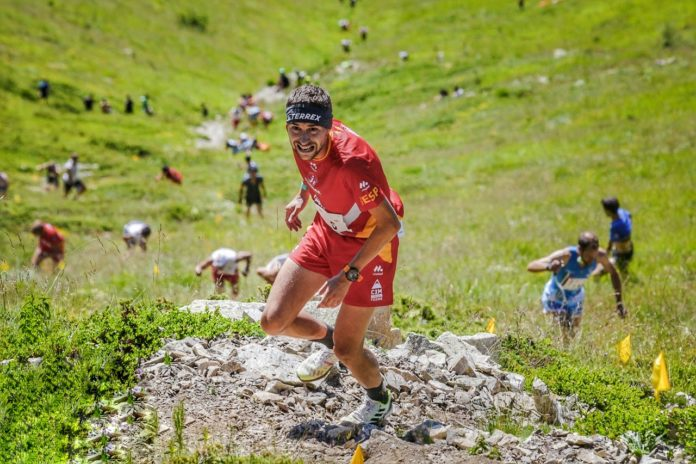 Dani Osanz Campeonato del Mundo de Skyrunning de la Vall de Boí