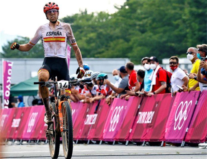 David Valero Tokio bronce