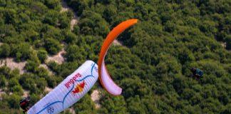Horacio Llorens Mundial de Parapente Acrobátic