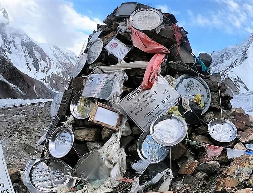 Memorial K2