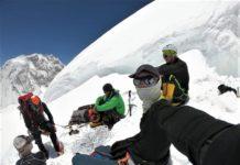 Lluís Cortadellas Altitude Team Gasherbrum II