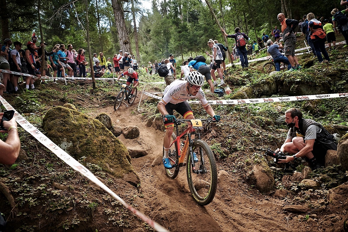 Jofre Cullell Val di sole Mundial XCO