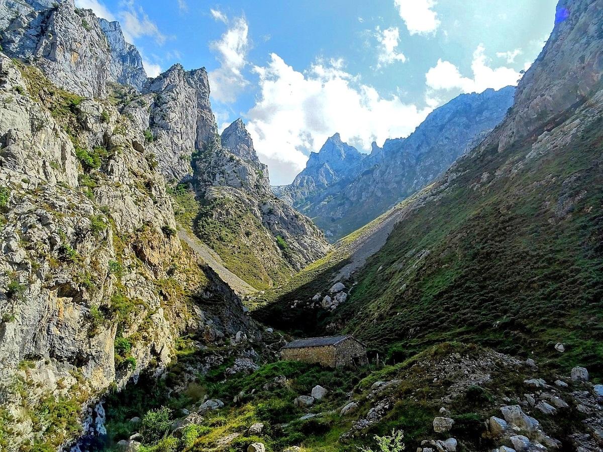 Ruta del Cares sendero Picos de Europa