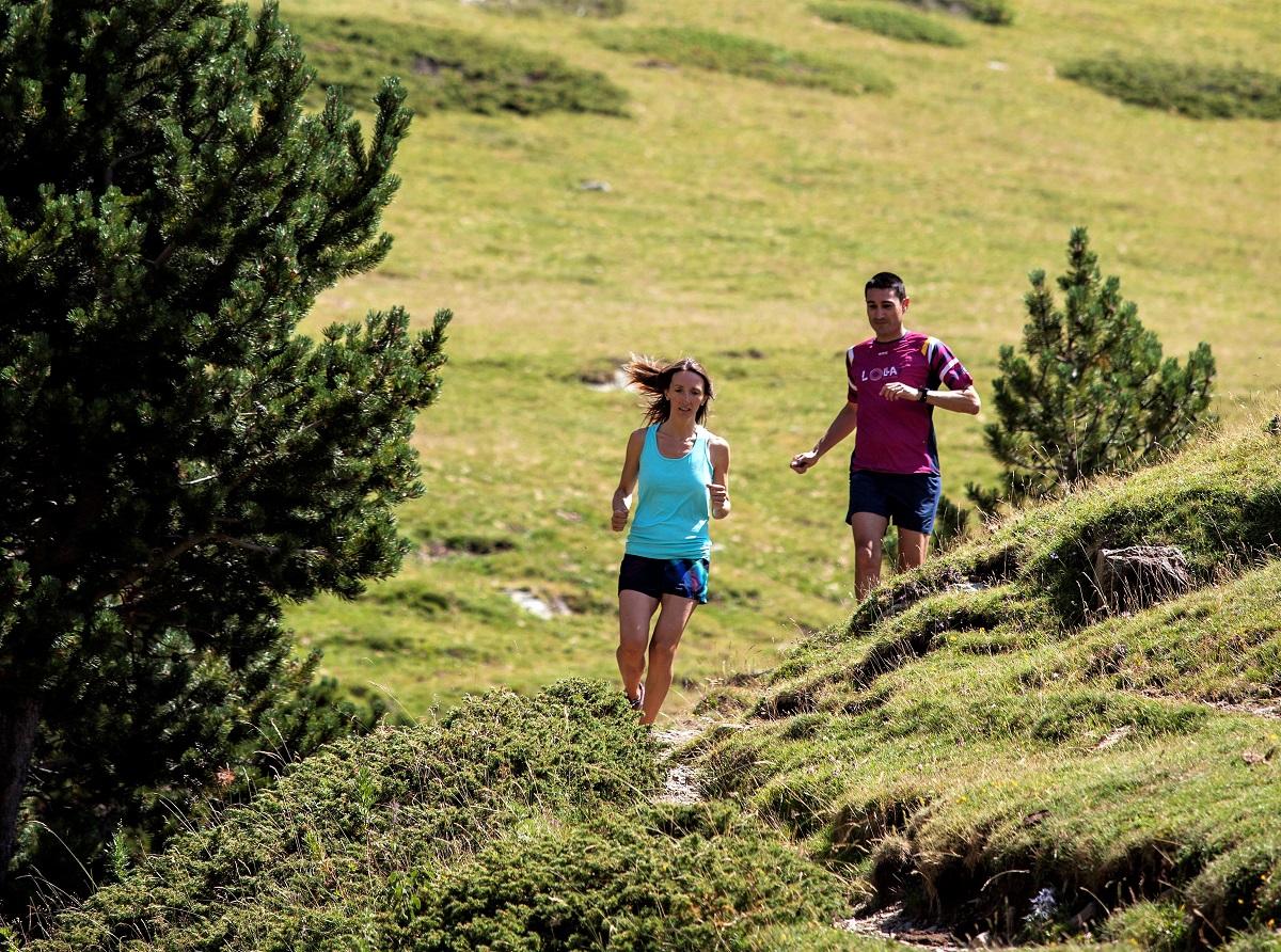 Vall de Núria retos deportivos